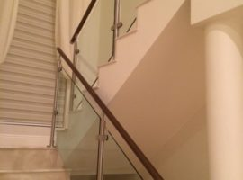 Glass Railings 1